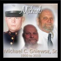 Michael C. Gniewoz, Sr.