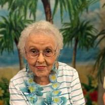Ollie Juanita Pope Dunnam