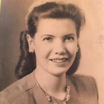 Mrs. Yvonne Adair Simpson
