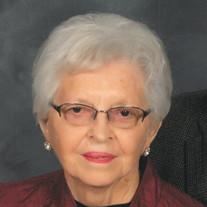 Velma Louise Shepard
