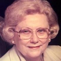 Mrs. Daisy  Hogan Briscoe