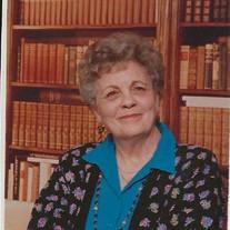 Frances Louise  Wright Poe