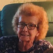 Velma Mae Hood