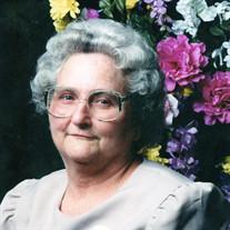 Clara Mae Hopper Tidwell