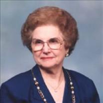 Fannie Grace Richter