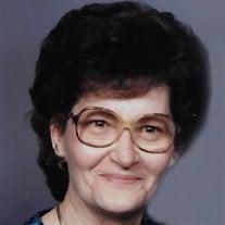 Mrs. Corlia Mae Faircloth Rushing