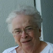 Betty McManus Sypniewski