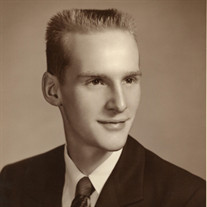 """William """"Bill"""" J. Landstra"""