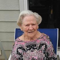 Thelma Lucille Reid