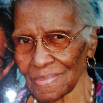 Mrs. Floretha Ward