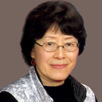 Judy Jawwei Liang