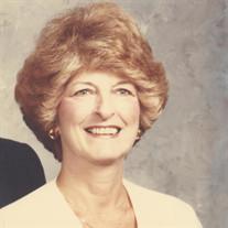 Mrs. Betty Jean Stroud Biggerstaff