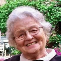 Mrs. Constance Anne Stelson