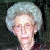 Mary Ida Mathews