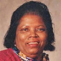 Mrs. Inez Stewart