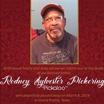 Rodney Sylvester Pickering