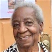 "Ms. Gertrude  ""Gertie"" Haynes Brown"