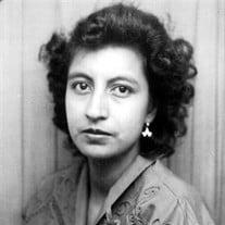 Rosa Paniagua Garcia