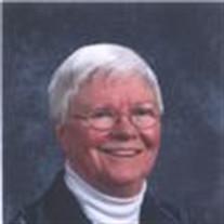 Sister Marion Paul Lillis