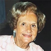 Mrs. Lucile Wilhelmina Engdahl