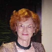 Mrs. Jeannette Mae Daning age 95 of Keystone Heights