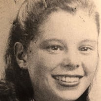 Edith (Edy) Ann Baker