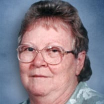 Mrs. Shirley E. Thayer