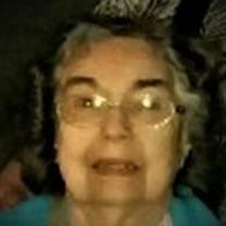 Mrs. Nancy Ann Severson