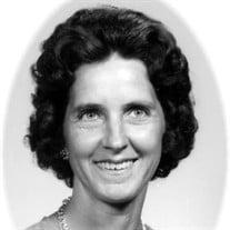 Mary Ophelia Bronson Benson