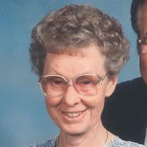 """Dorothy  """"Dot""""  Cordell"""