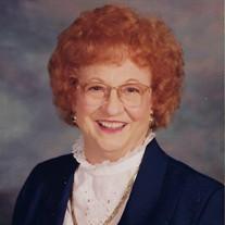 Clara E. Adams
