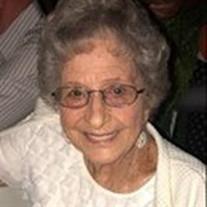 Jeanne Elizabeth Cronenwett (Cross)