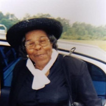 Mrs. Janie Adline Carter