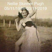 Nellie Skinner Pugh