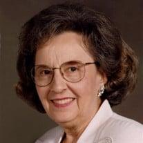 Jane Huebner Yeiser