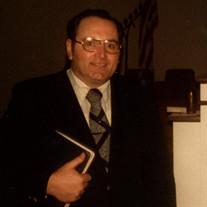 Rev. John F. Harman