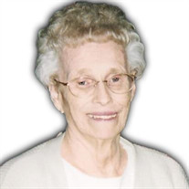 Phyllis Maxine Nicolet