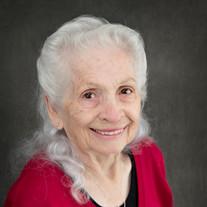 Lois Mignon Waddoups Poulsen