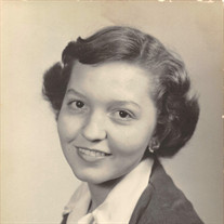 Mrs. Martha Ann Martens Maxey