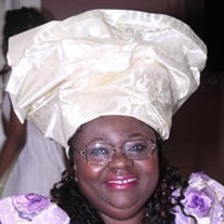 Ms Felicia Okeagu