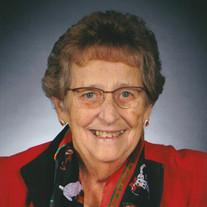 Ruth Evelyn Rueter Christopher