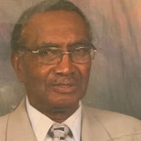 Deacon Ira Daniel  Washington Sr.