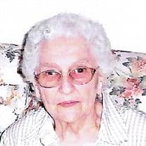 Mrs. Tillie Francis Daniels