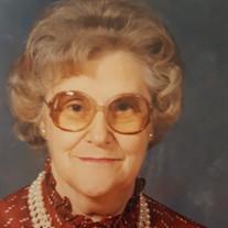 Geneva Mae Evans