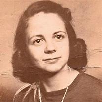 Louise  Van Bronkhorst Bennett