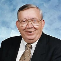 Pastor Howard Calvert