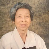 Ms. Myung Sok Kim