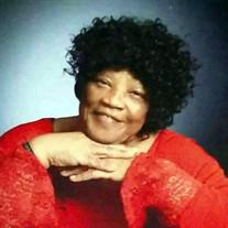 Sylvia Mae Pridget Crawford