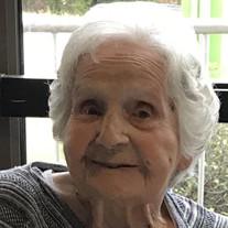 Mrs. Lucy Juanita Brigman  Sanders