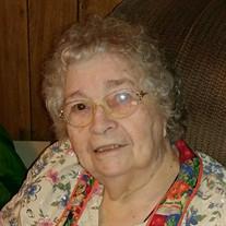 Minnie Lea Moore Caldwell